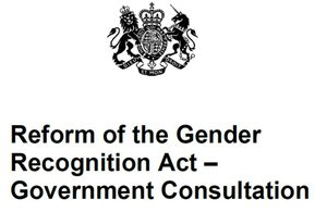 Gender Recognition Act GRA Consultation
