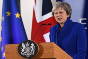 Prime Minister Theresa May will tell 200 MPs opposed to No DEal to vote for Her Deal.