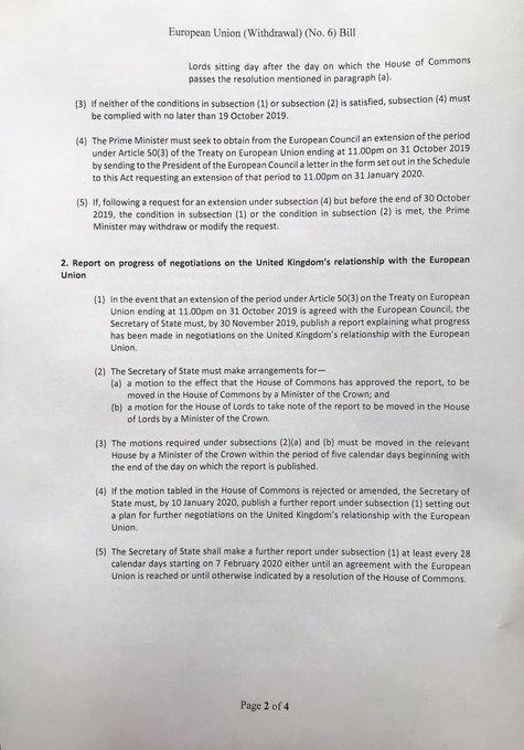 Mr Benn's Bill page 2