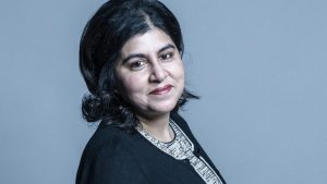Sayeeda, Baroness Warsi wants Tory 'Islamophobia' probe to go further.
