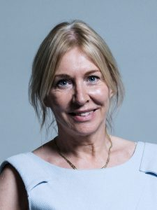 Both Health Minister Nadine Dorries MP and her 84-year-old mother recovered quickly from Covid-19