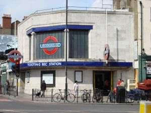 Tooting Bec Tube Station is closed. Why?