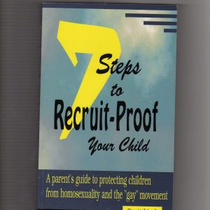 7 Steps to Recruit-proof your child.