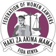 The Kenya Federation of Woman Lawyers (FIDA) is financed by Western pro-abortion NGO's.