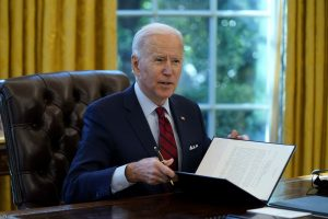 President Joe Biden has signed an order allowing US-funded agencies to promote abortion worldwide.